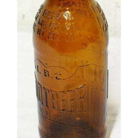 #19669 IBC Root Beer Bottle image 3