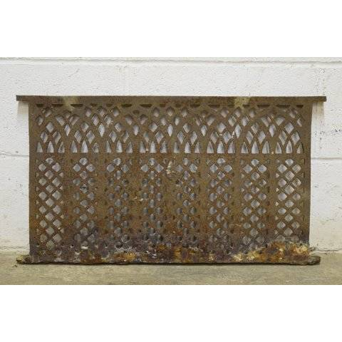 #20354 Cast Iron Foundation Grate image 1