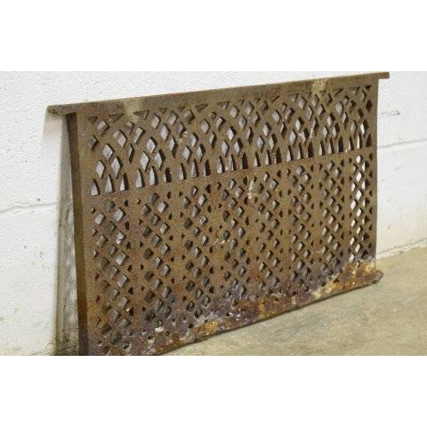 #20354 Cast Iron Foundation Grate image 2