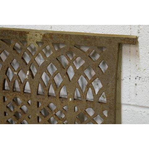 #20354 Cast Iron Foundation Grate image 3