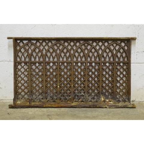 #20354 Cast Iron Foundation Grate image 4