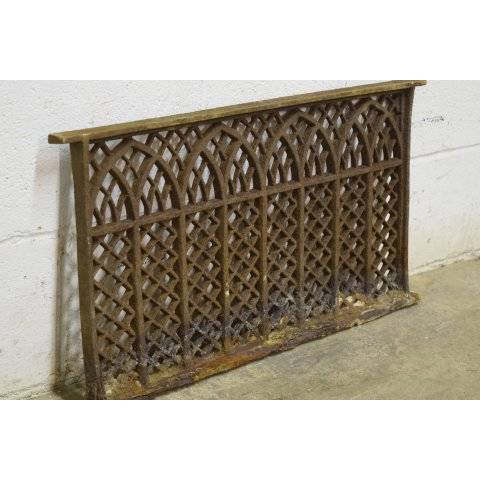#20354 Cast Iron Foundation Grate image 5