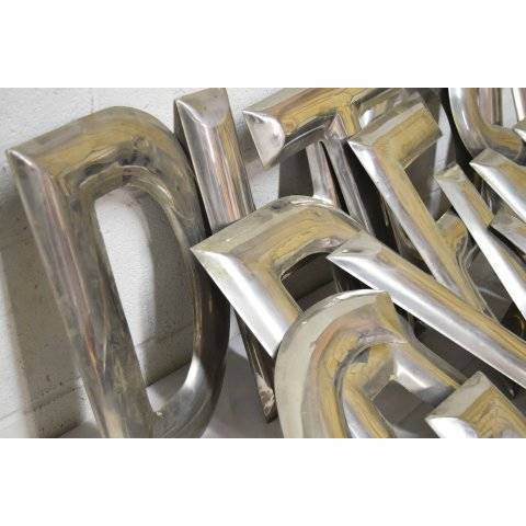 #20731 Architectural Salvage Building Letter image 4