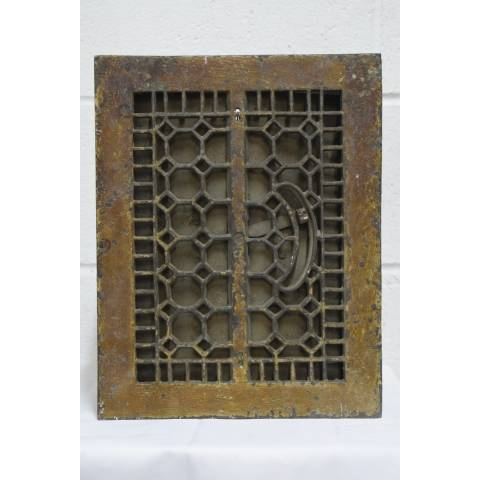 #20772 9x12 Wall Heat Grate image 1