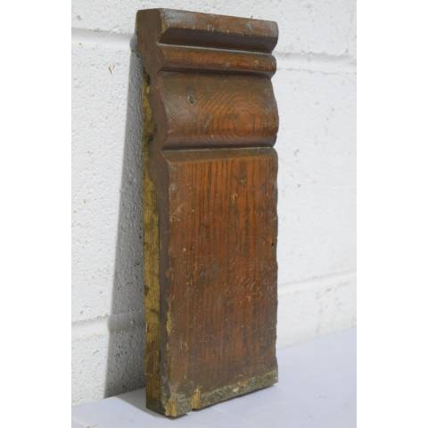 #20950 Salvaged Trim Plinth Block image 2