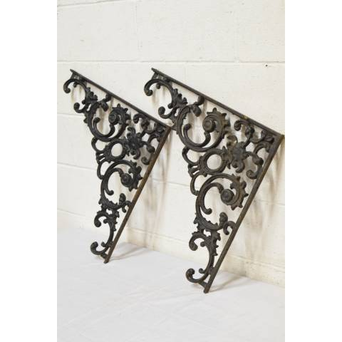 #21486 Cast Iron Support Brackets image 4