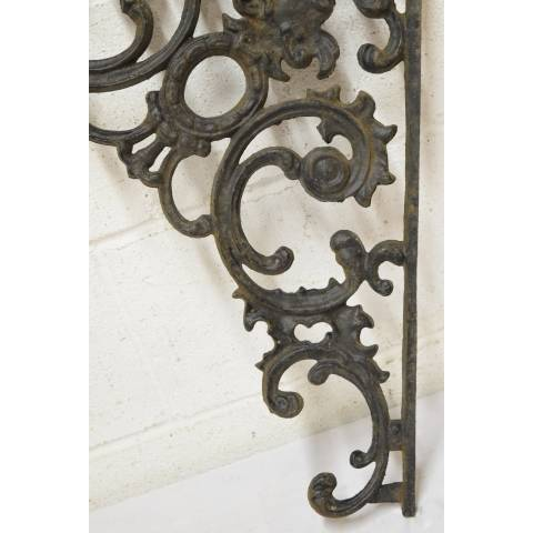 #21486 Cast Iron Support Brackets image 6