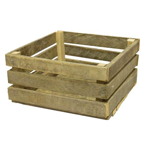 #21914 Old Wood Lath Crate image 1