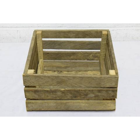 #21914 Old Wood Lath Crate image 3