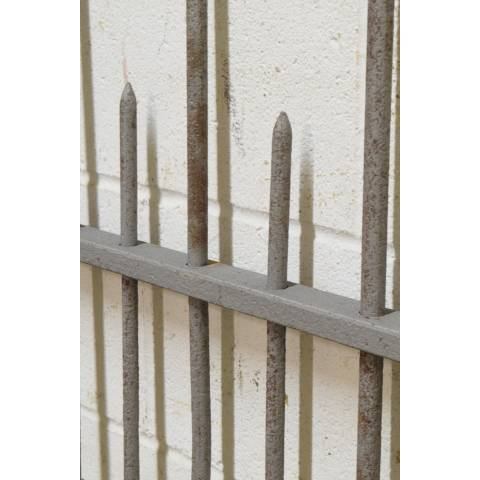 #22063 Wrought Iron Fence/Gate image 3