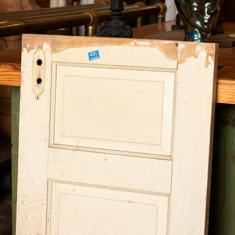 #22274 Salvaged Interior Door Panel image 2