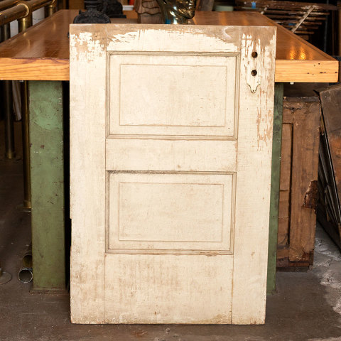 #22274 Salvaged Interior Door Panel image 3