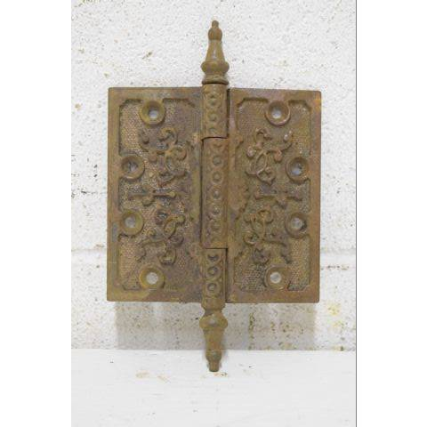 #22548 Antique Door Hinge image 1