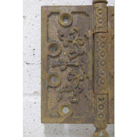 #22548 Antique Door Hinge image 2