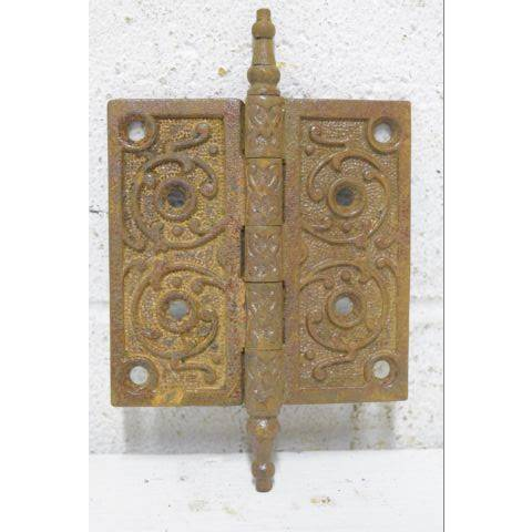 #22549 Antique Door Hinge image 1