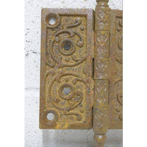#22549 Antique Door Hinge image 2
