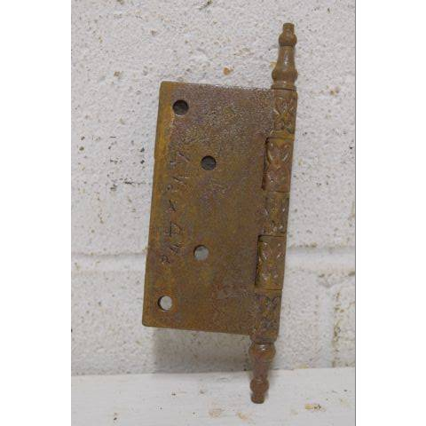#22549 Antique Door Hinge image 3