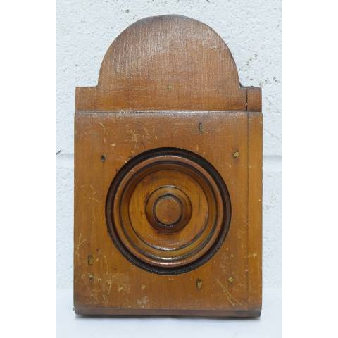#22613 Salvaged Wood Trim Rosette image 3