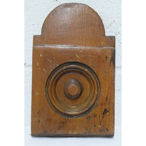 #22613 Salvaged Wood Trim Rosette image 4
