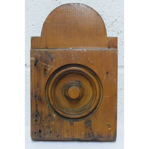#22613 Salvaged Wood Trim Rosette image 5