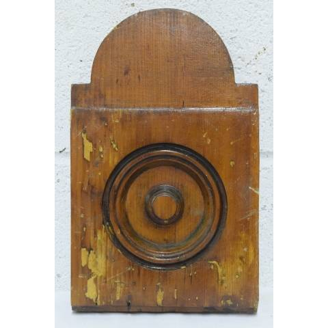#22613 Salvaged Wood Trim Rosette image 6