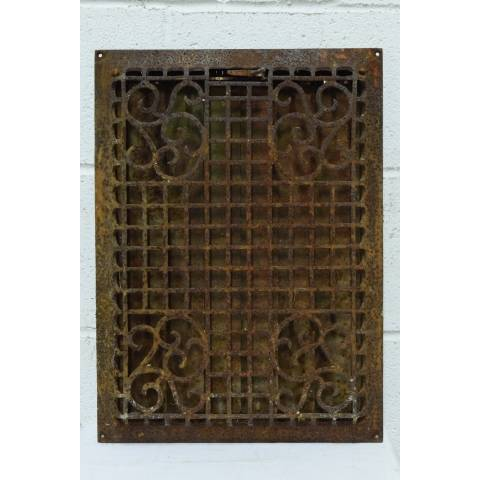 #22645 12x17 Wall Heat Grate image 1