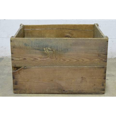 #22785 Old Owens Wood Crate image 3