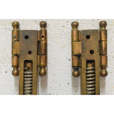 #23457 Salvaged Spring Hinges image 2