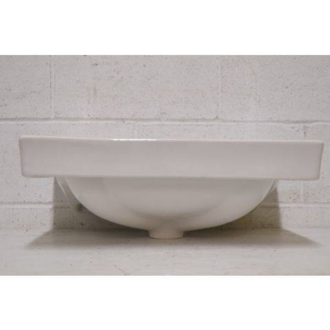 #24555 Wall Mount Porcelain Sink image 2