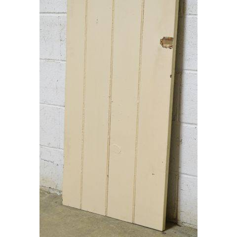 #25194 Salvaged Wood Slat Door image 2