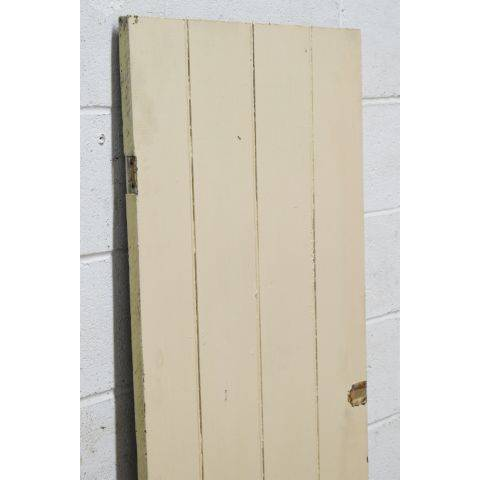 #25194 Salvaged Wood Slat Door image 3