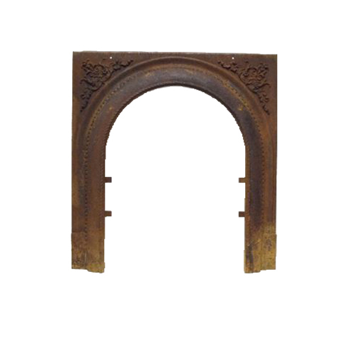 #25244 Cast Iron Fireplace Surround image 1