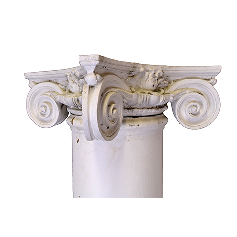 #25646 Salvaged Cast Corinthian Column image 4
