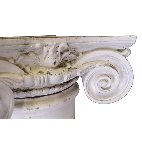 #25646 Salvaged Cast Corinthian Column image 6