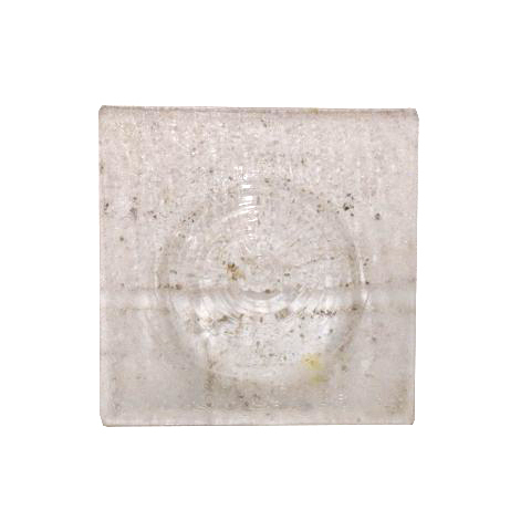 #27177 Clear Glass Rondel Pane image 1