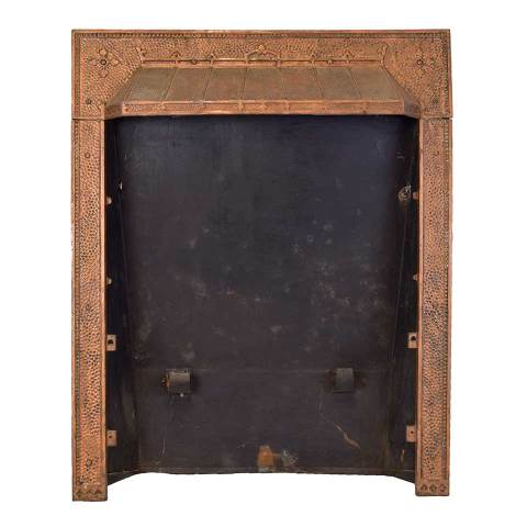 #28094 Cast Iron Fireplace Surround image 1