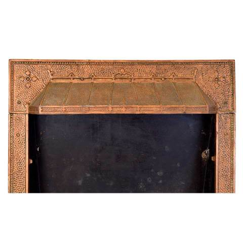 #28094 Cast Iron Fireplace Surround image 3