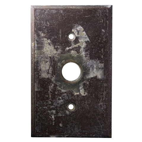 #28243 Push Button Switch Plate image 1