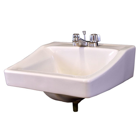 #29497 Wall Mount Porcelain Sink image 2