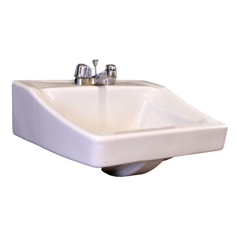 #29497 Wall Mount Porcelain Sink image 3