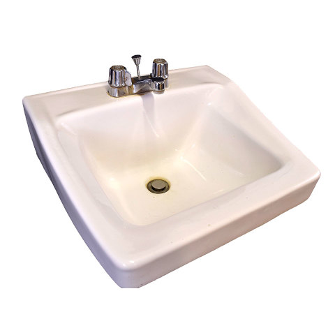 #29497 Wall Mount Porcelain Sink image 4