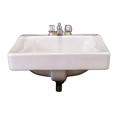 #29497 Wall Mount Porcelain Sink image 1