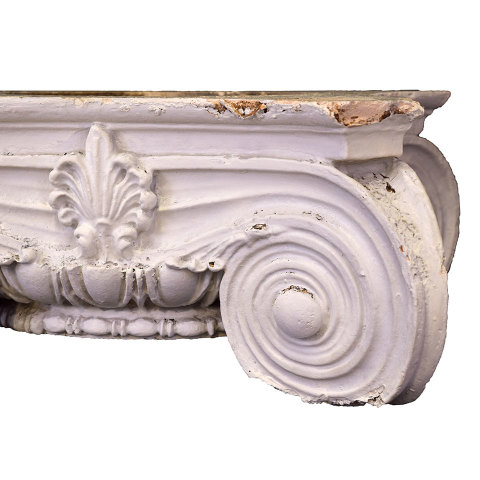 #29897 Plaster Ionic Column Capital image 3
