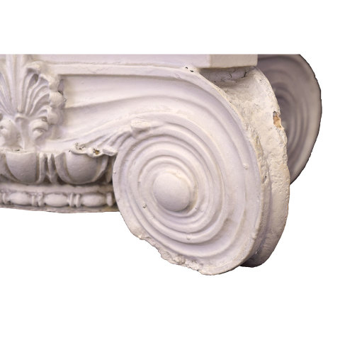 #29989 Plaster Ionic Column Capital image 4