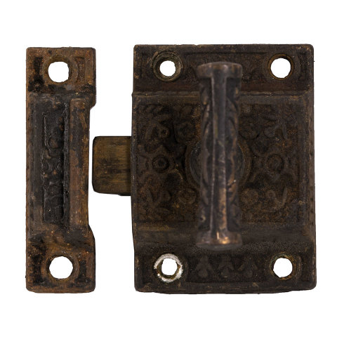 #30346 Ornate Antique Transom Latch image 2