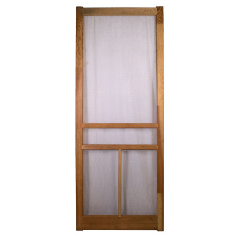 #30423 Wood Screen Door image 1