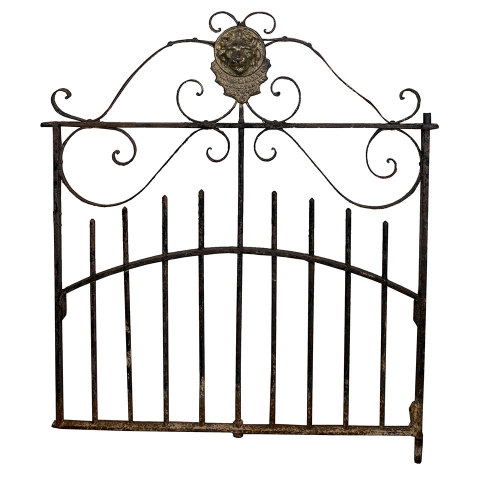#32367 Wrought Iron Garden Gate image 1