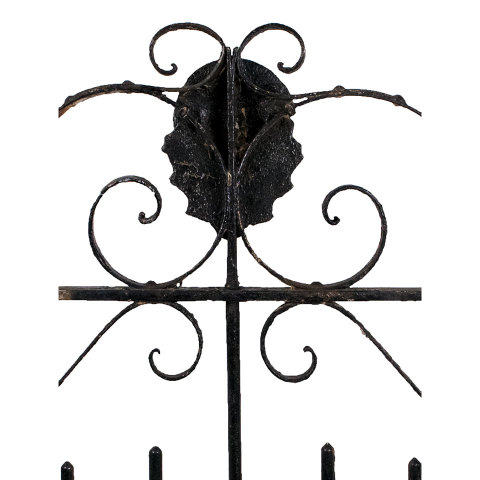 #32367 Wrought Iron Garden Gate image 5