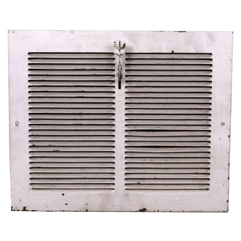 #33158 8x10 Wall Heat Grate image 1