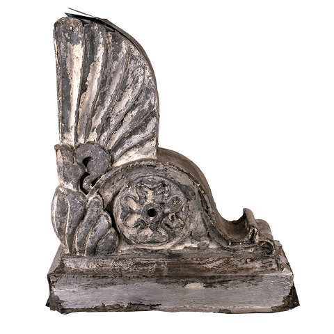 #35111 Antique Zinc Roof Ornament image 3